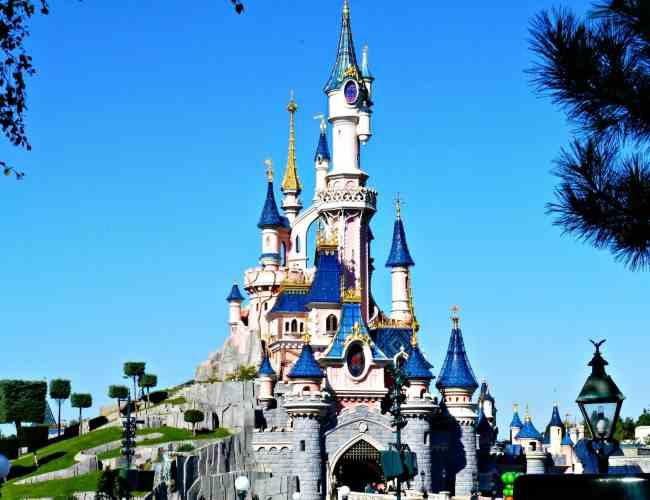 First time at Disneyland Paris