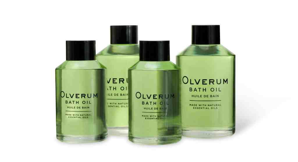 Olverum Bath Oil – True Relaxation at Home