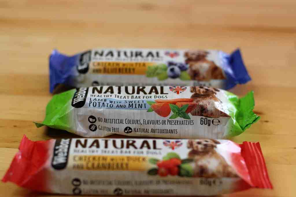 Webbox Natural Treat Bar : Feeding My Dogs Better Than Myself