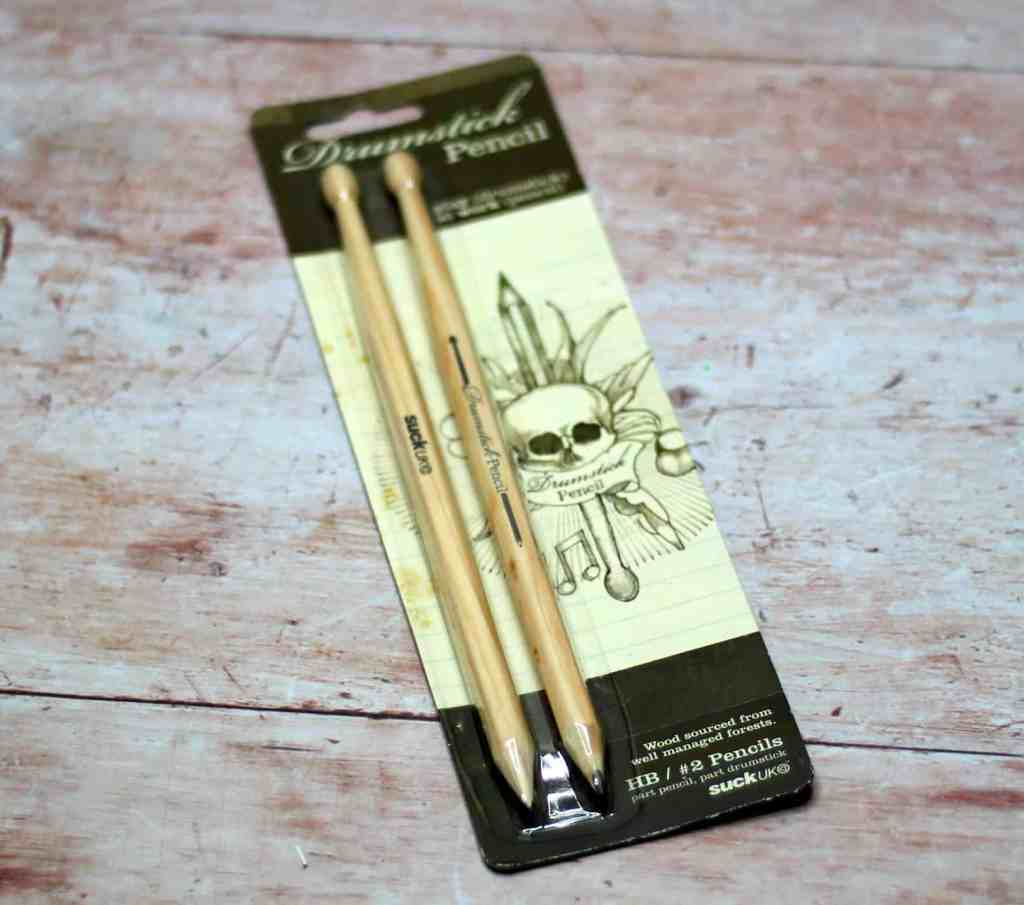 Find Me a Gift Back to School Drumstick Pencils