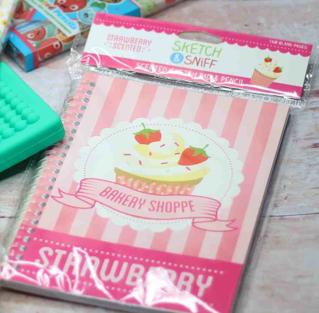 scented notebook back to school must haves