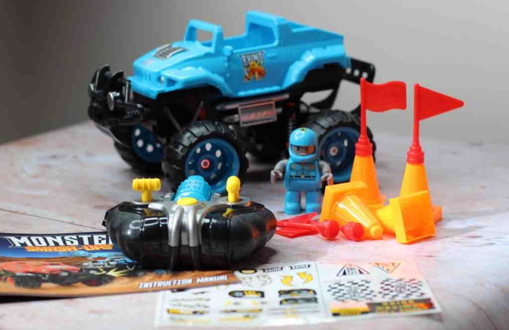 Monster Smash Ups Rhino – Review