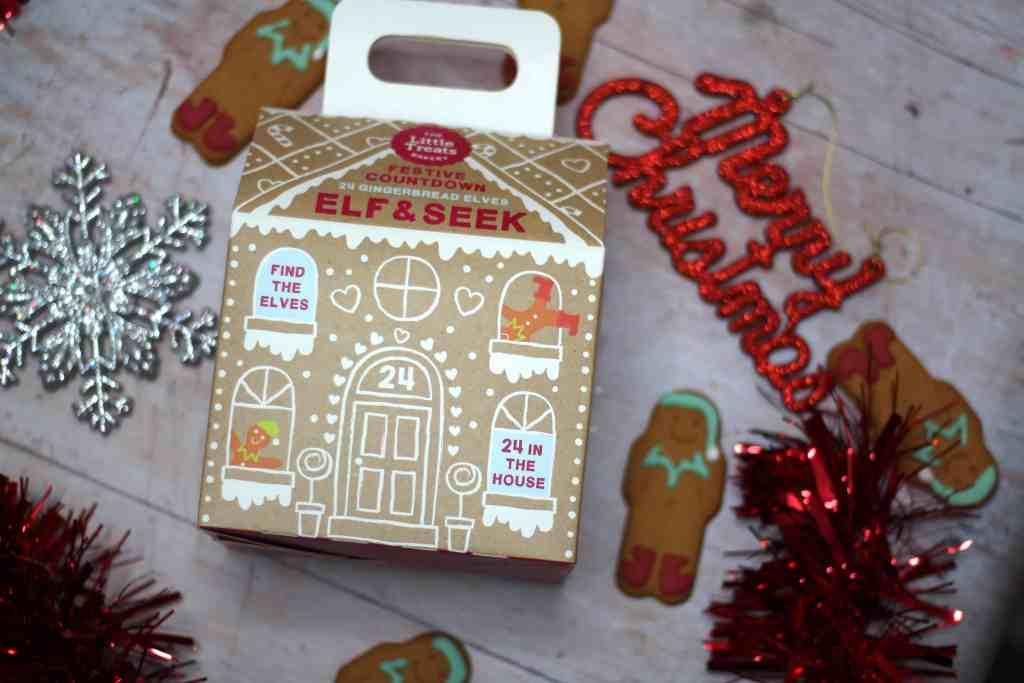 Elf & Seek – An Alternative Advent Calendar