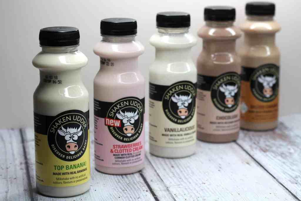 Shaken Udder Milkshakes