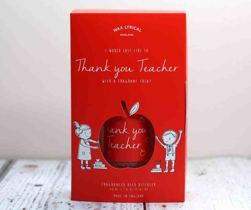 GiftScents Thank You Teacher