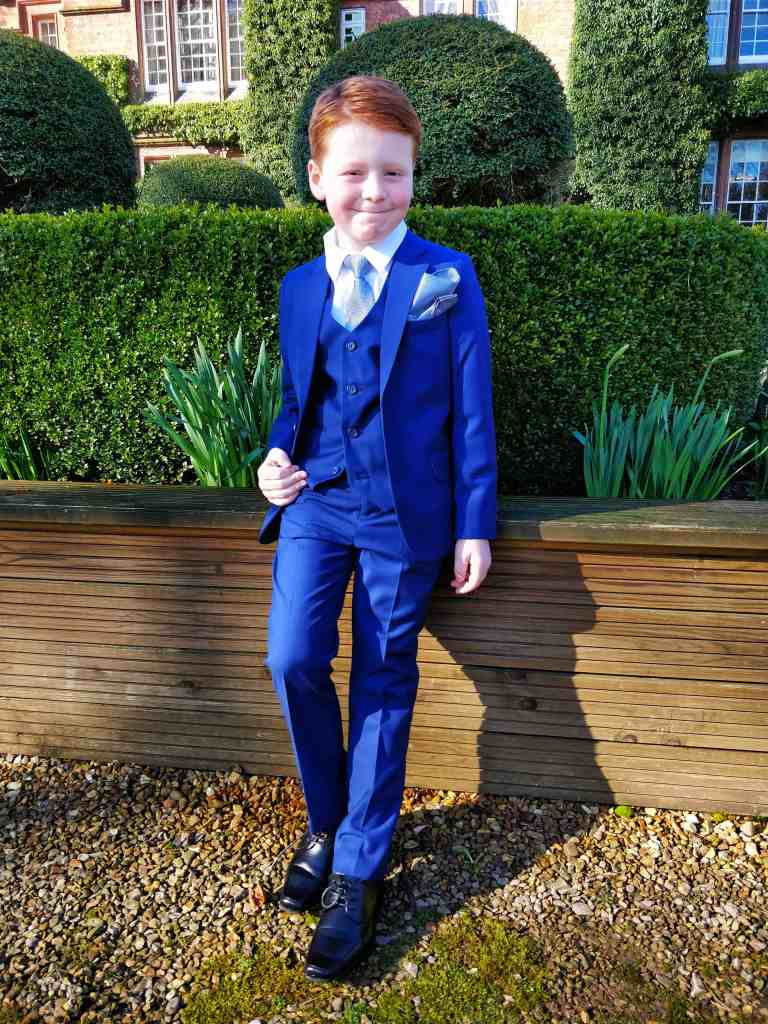 Roco Clothing Boys Suit Review