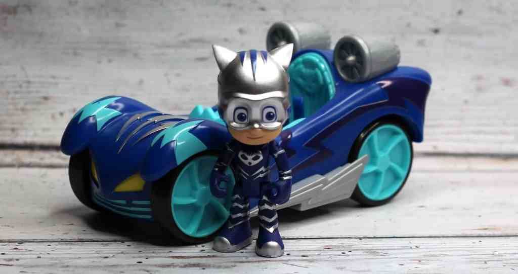 PJ Masks Turbo Blast Racers Cat Car