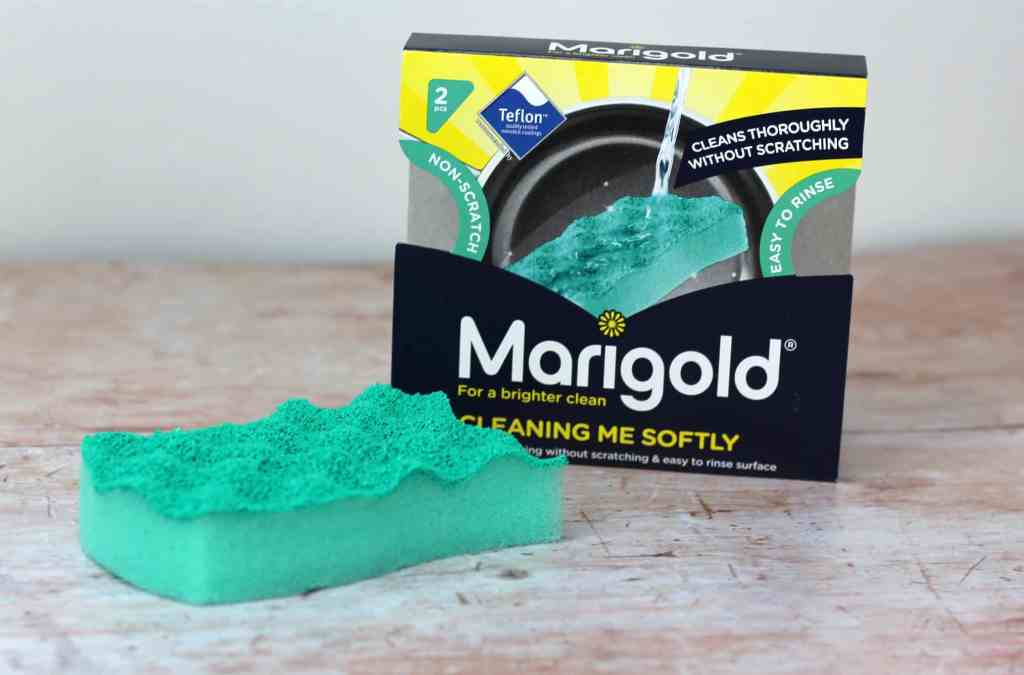 Marigold Cleaning Me Softly Scourer big spring clean