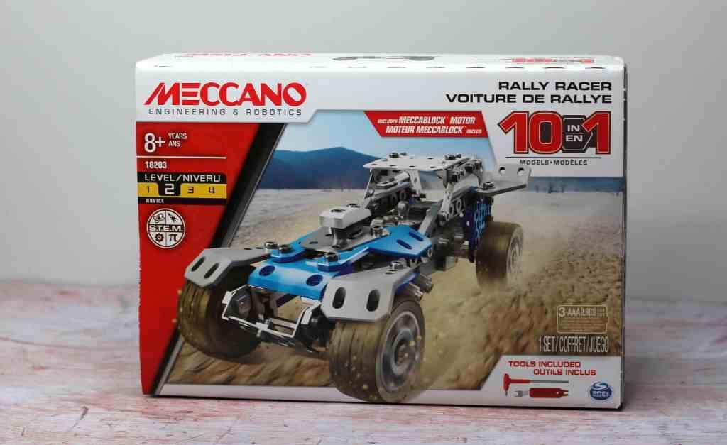 Meccano Rally Racer Box