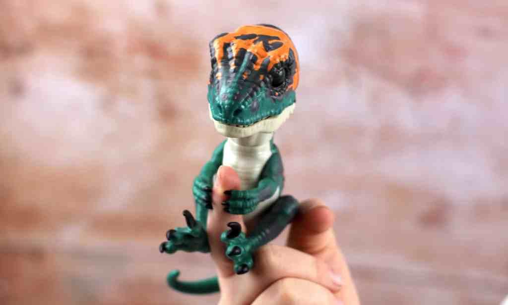 Untamed Raptor Dino