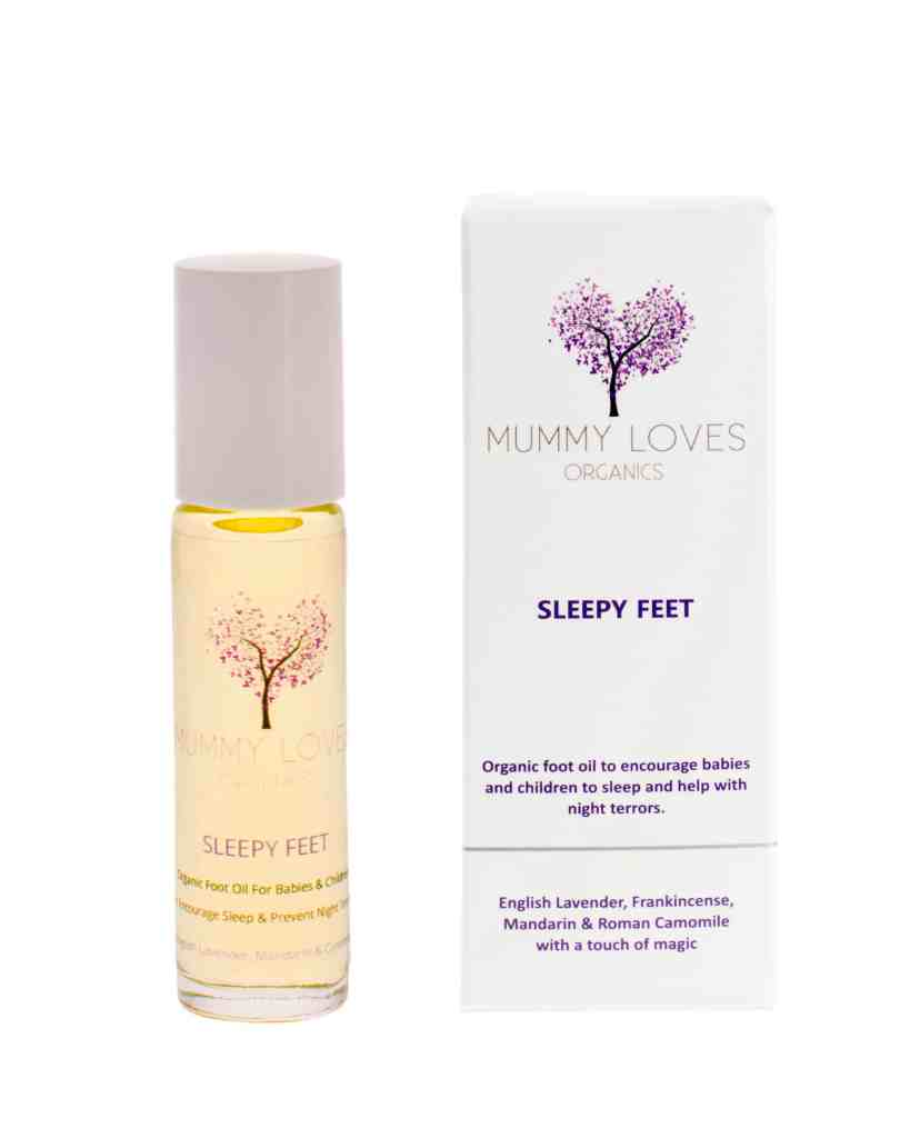Mummy Loves sleepy oil