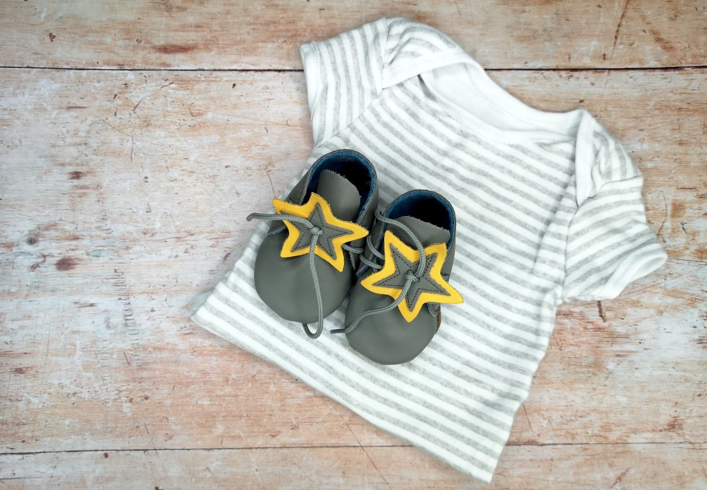 Inch Blue Baby Shoe Review