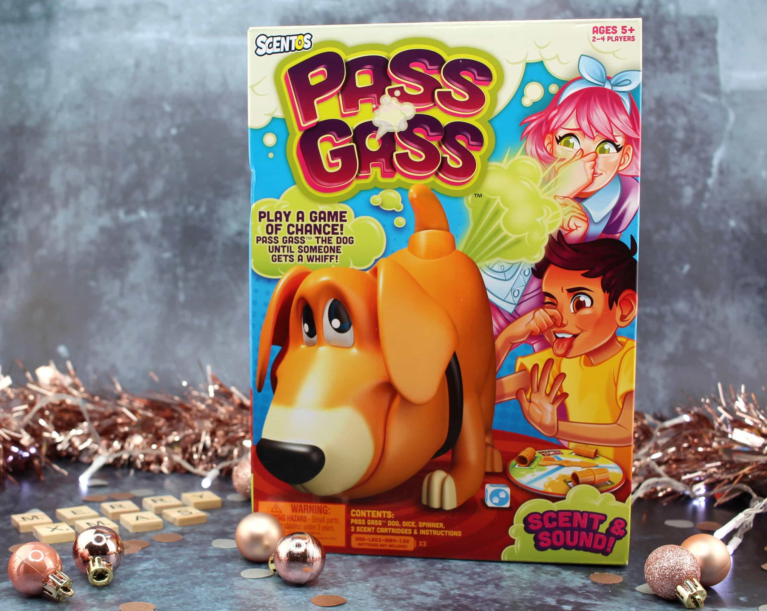 Pass Gass Game