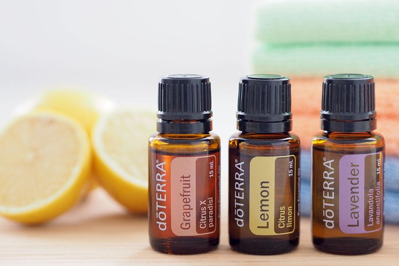Atelier : les huiles essentielle dōTERRA