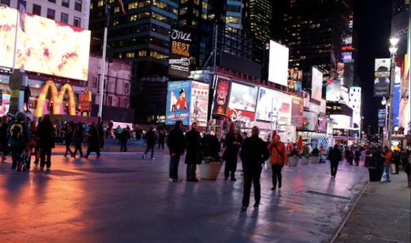 time square nueva york