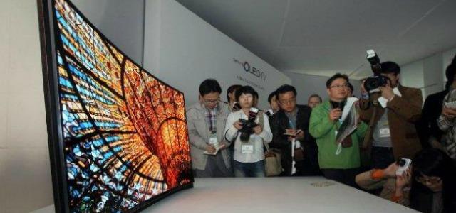 Oled Curved TV Samsung