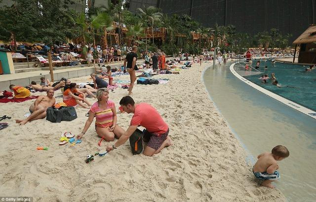 Playa Artificial 8