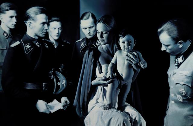 Epiphany I (Adoration of the Magi) 1996