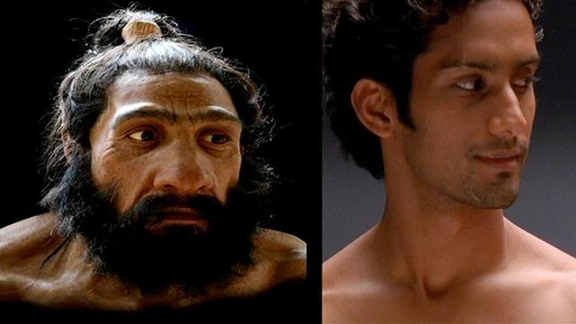 El hombre pudo haberse mezclado con el Neandertal.