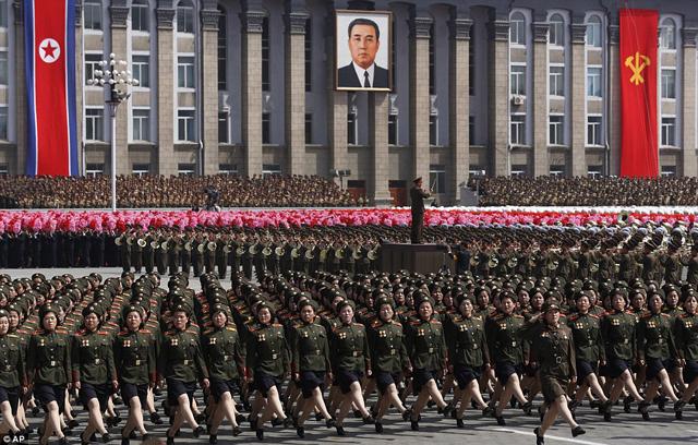 Corea del norte 3