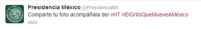tweet_elgritoquemueve_presidencia