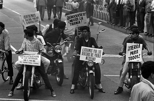 Resultado de imagen para movimiento estudiantil 1968 mexico