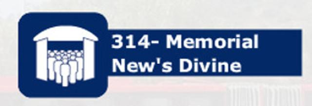 memorial New's Divine