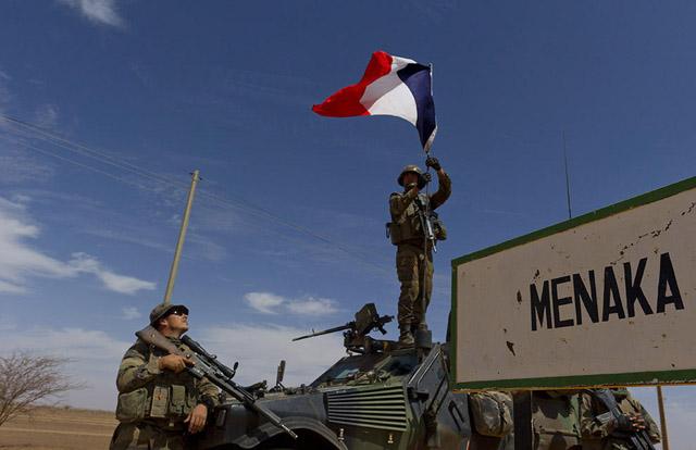 Opération Serval Mali Février 2013