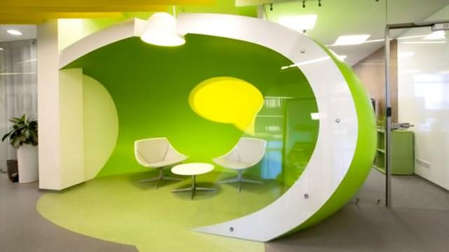 Las oficinas m s nerds del mundo for Bankia buscador de oficinas