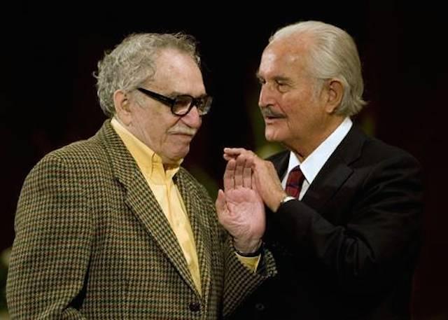 García Márquez y Fuentes