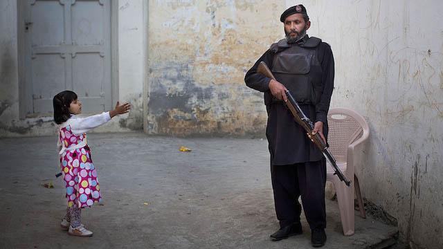 APTOPIX Pakistan Malalas Friends   ANS310