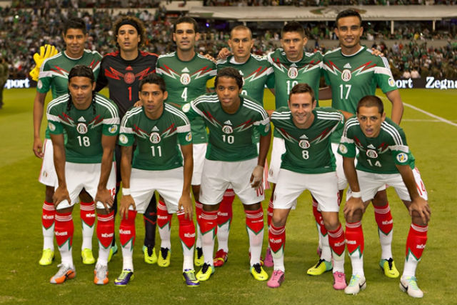 Infografía: El camino de la Selección Mexicana en los Mundiales - Sopitas.com