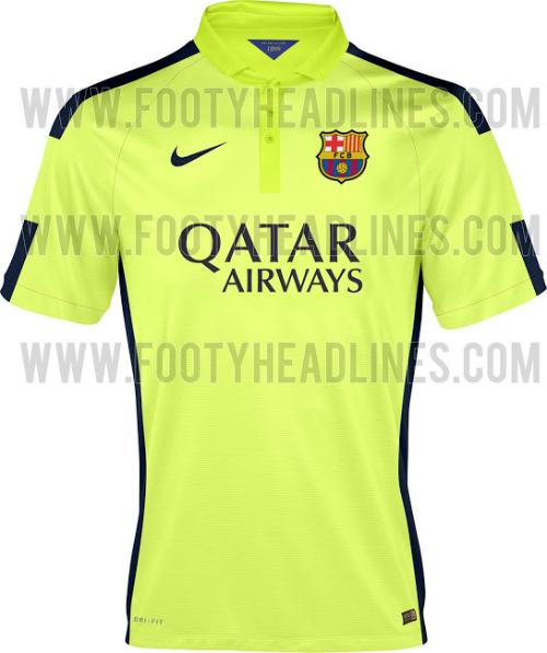 barcelona tercera