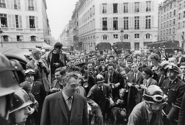 Paris Riots of 1968