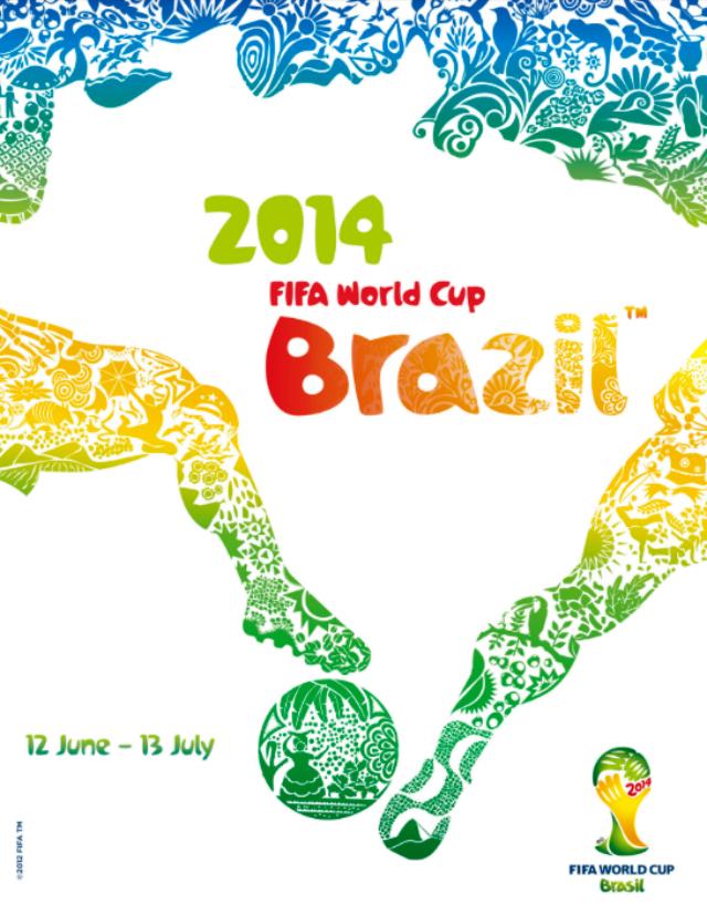 poster brasil 2014