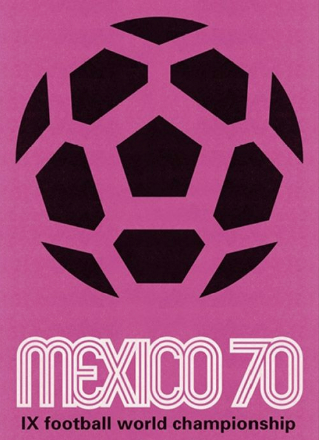 poster mexico 70