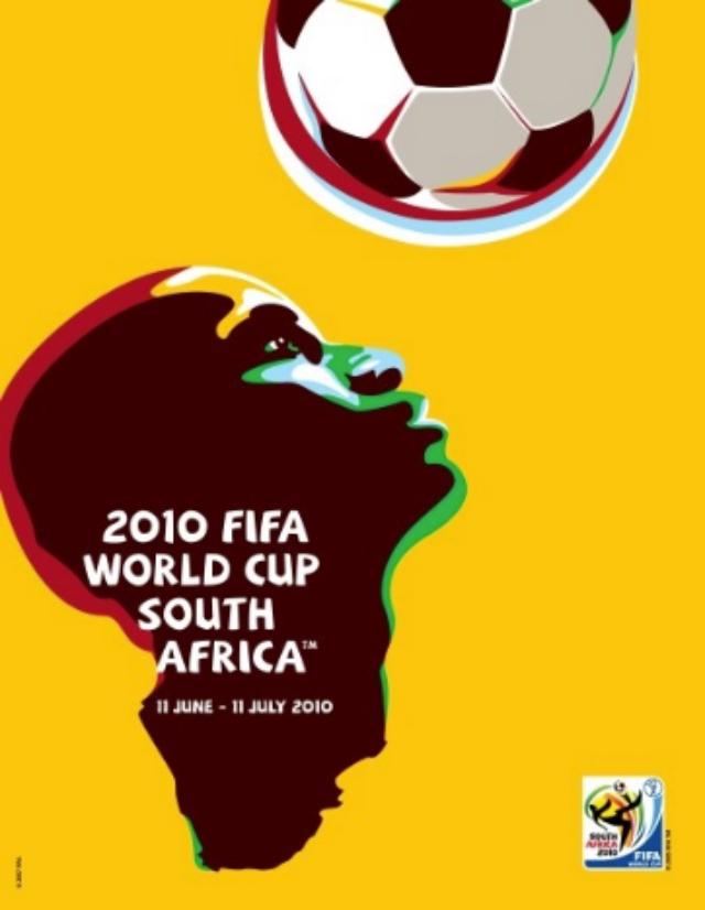 poster sudafrica 2010