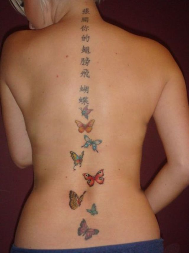 Éstas son las zonas del cuerpo más dolorosas para tatuarte - Sopitas.com