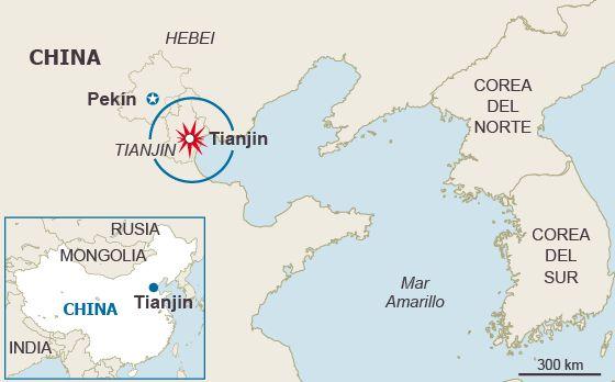 Gigantesca explosin sacude la ciudad de tianjin en china gumiabroncs Choice Image