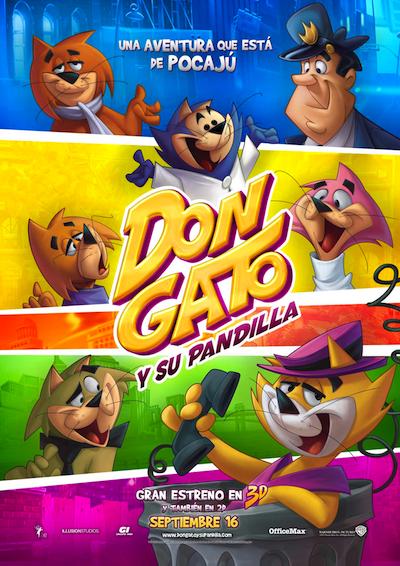 Don Gato y su pandilla más cerca que nunca