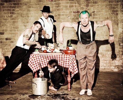 Escucha Im With You, el nuevo disco de los Red Hot Chili Peppers