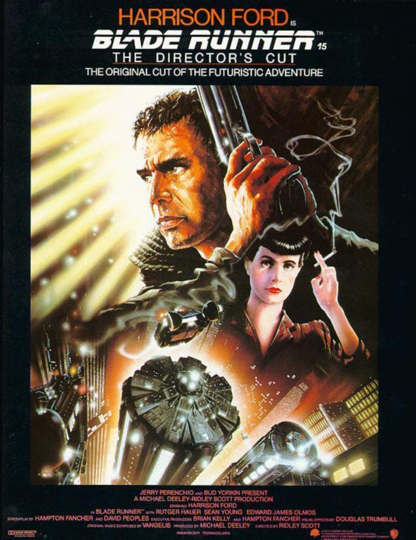 Ridley Scott hará secuela de Blade Runner