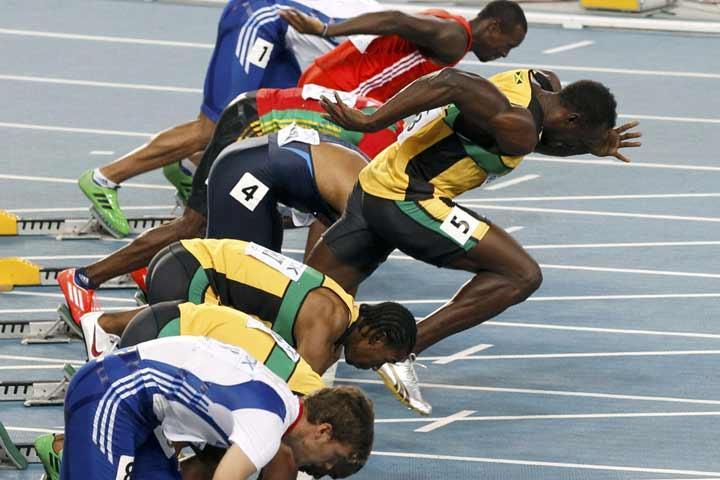 Revive las mejores escenas del Mundial De Atletismo Daegu 2011