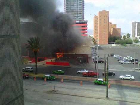 Atentado en Casino Royale en Monterrey: 53 muertos hasta el momento