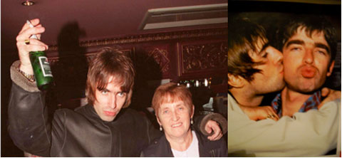 El pleito de los Gallagher: que siempre no