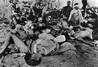 La radiación en Fukushima supera por mucho la de Hiroshima