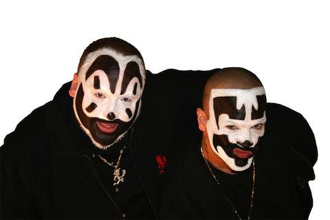 Escucha la nueva canción de Jack White con Insane Clown Posse