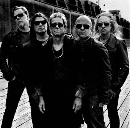 Lista la fecha de Lulu de Metallica y Lou Reed