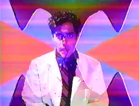 Con ustedes, el infomercial de Neon Indian.