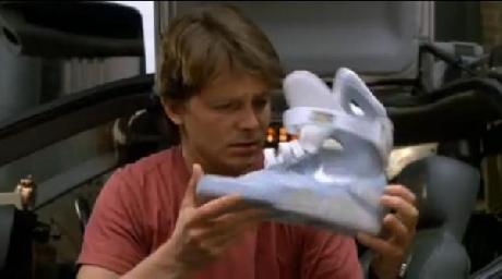 Para deleite de los fanáticos de Volver al Futuro: Nike lanza los Air Mags
